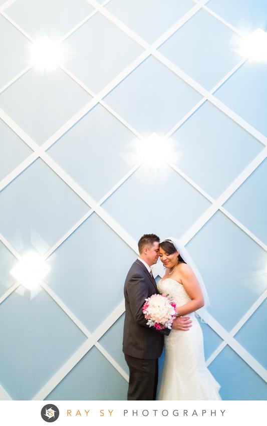 Portofino Hotel, Nick & Kim's Wedding